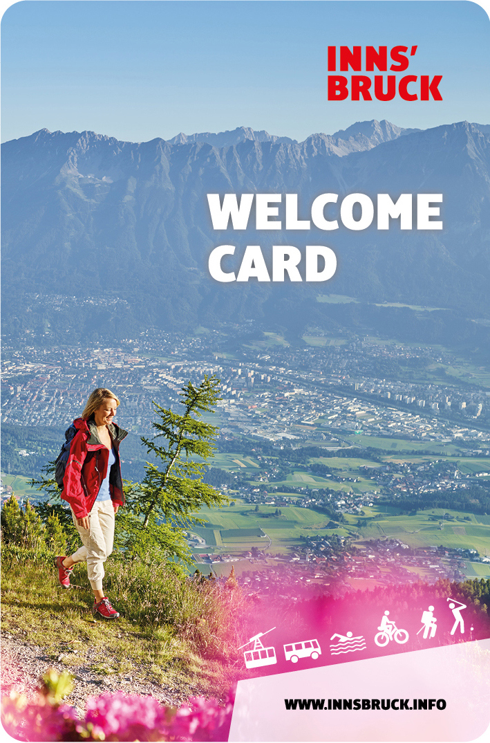 Welcome Card Bild